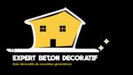 Logo expert beton décoratif