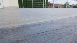 balcon matricé