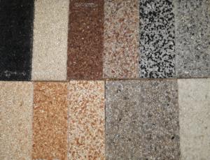 moquette ou tapis pierre palette
